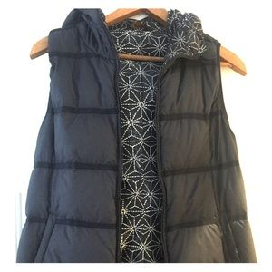 Lululemon Hooded Puffer Vest *Reversible*